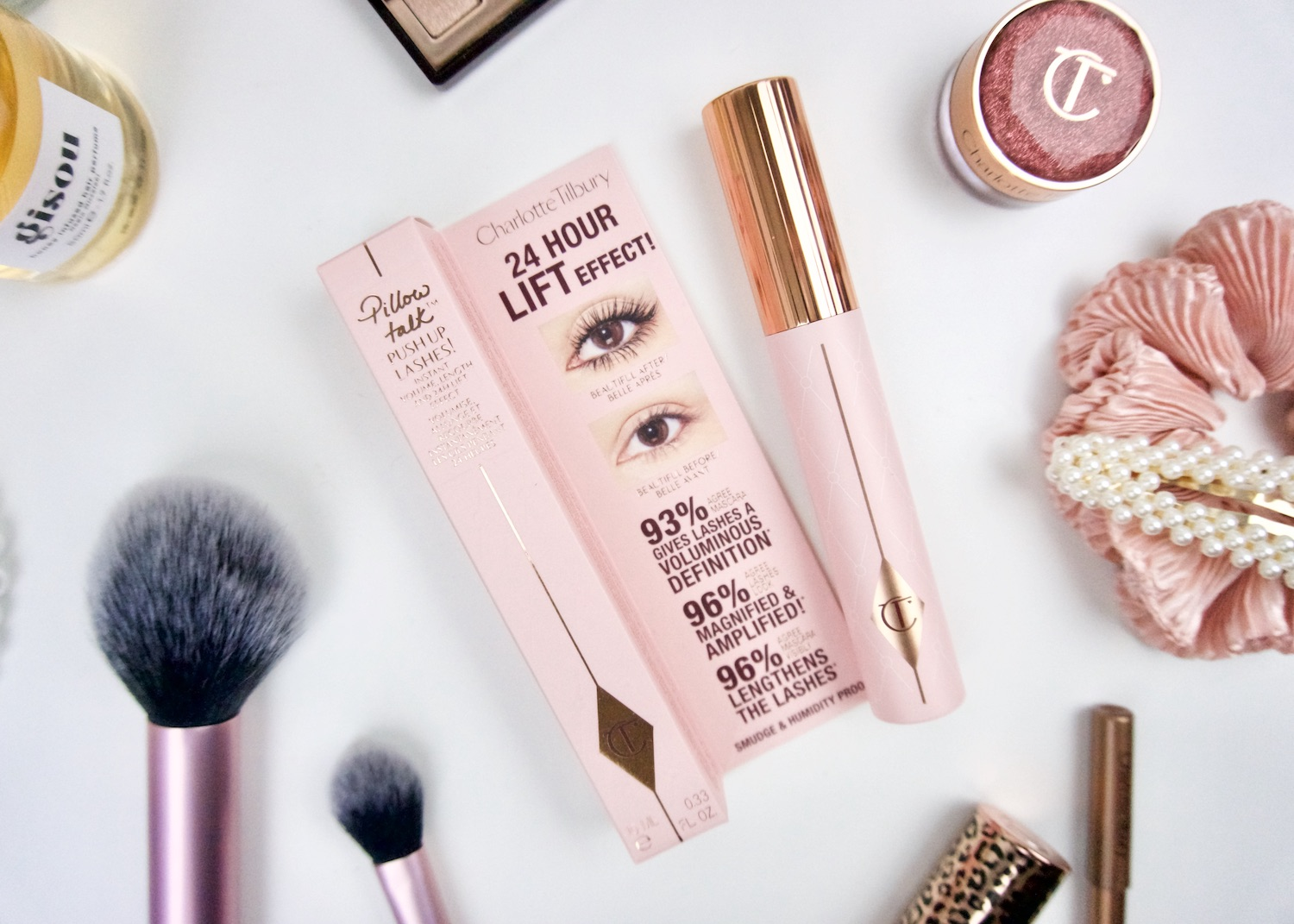 Charlotte Tilbury Pillow Talk Push Up Lashes Mascara