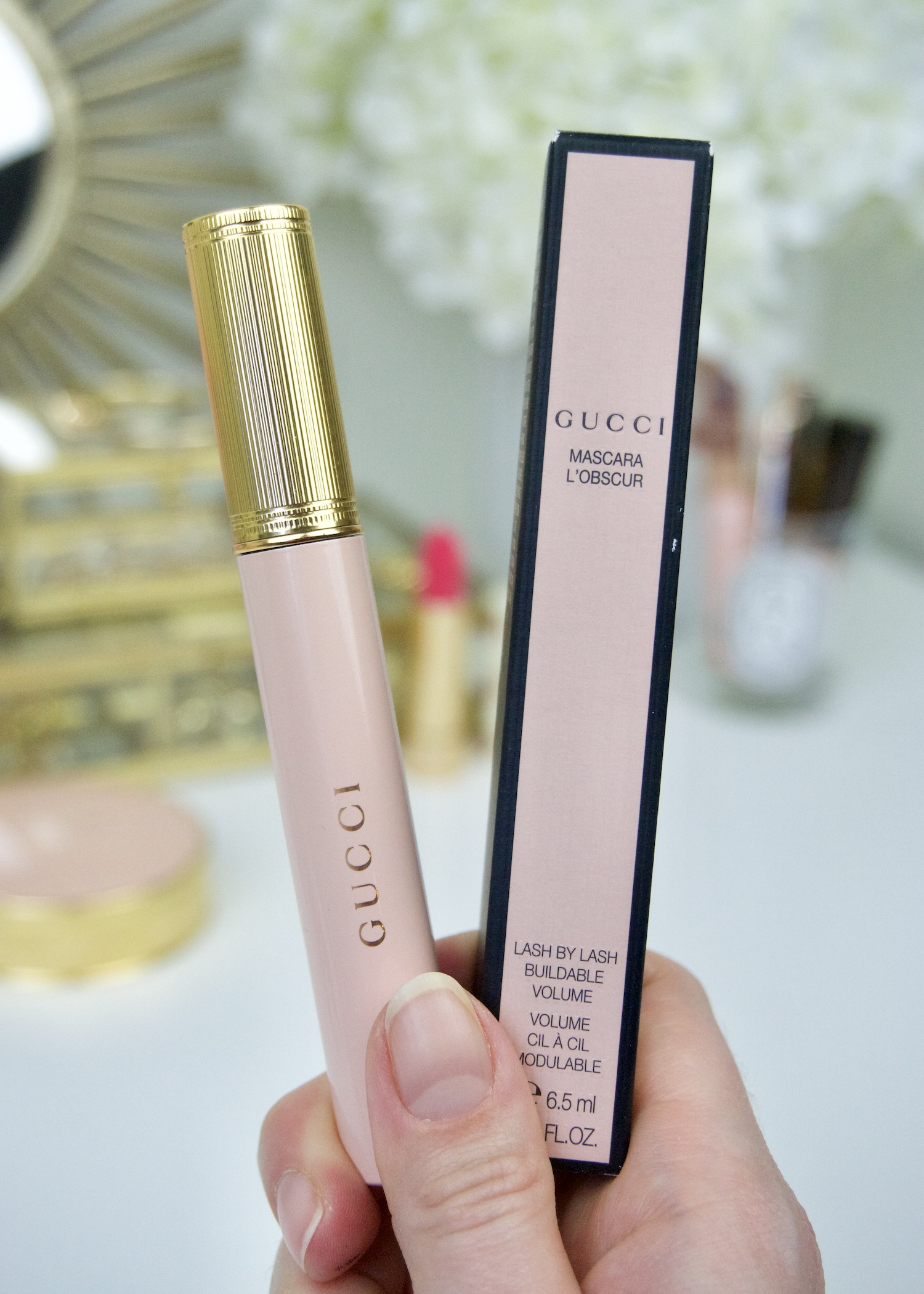 Gucci Beauty Mascara L'Obscur