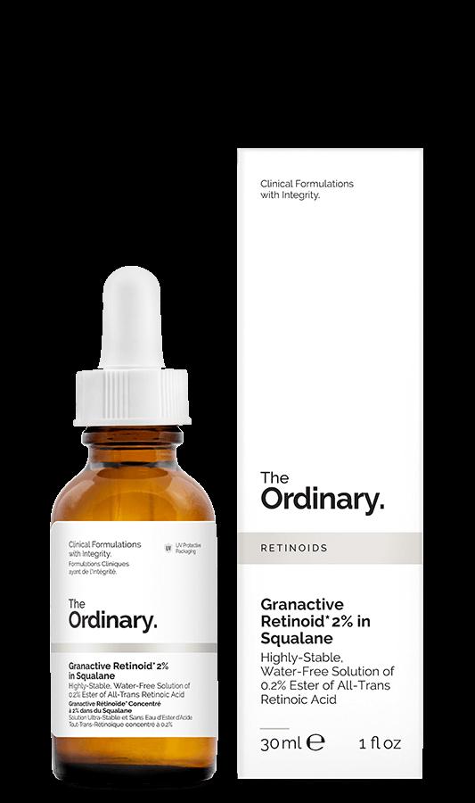 The Ordinary Granactive Squalane