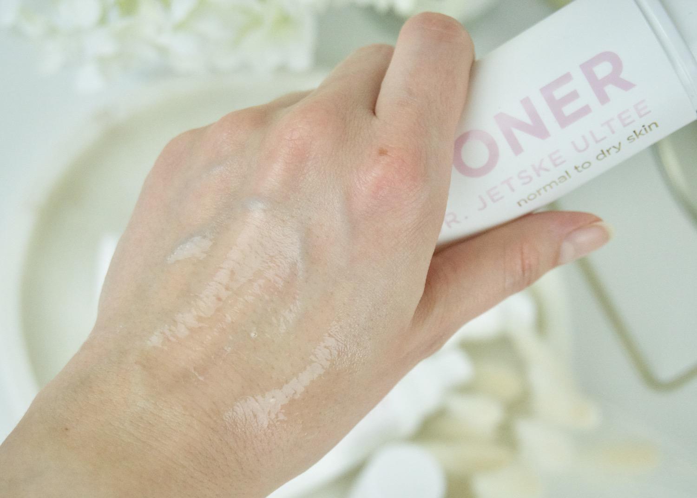 Dr. Jetske Ultee Skincare Cleanser, Toner & Moisturizer
