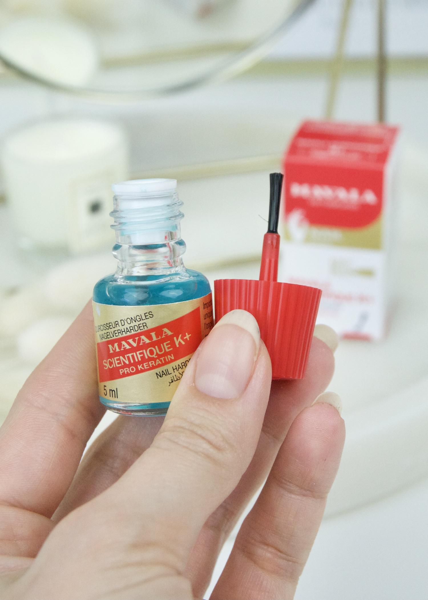 Mavala Scientifique K+ gespleten nagels