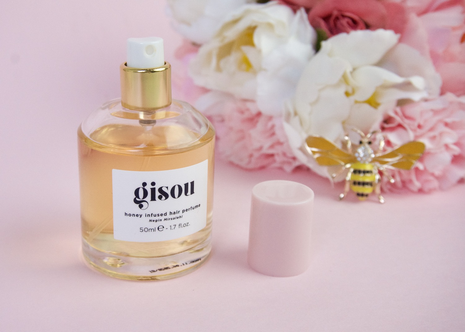 Gisou Honey Infused Hair Perfume review